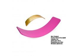 Рокерборд - дитяча спортивна дошка (Balance board) МВСП - рожевий