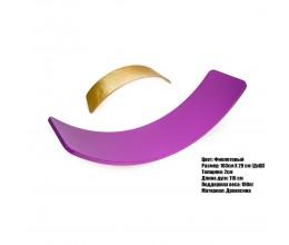 Рокерборд - дитяча спортивна дошка (Balance board) МВСП - фіолетовий