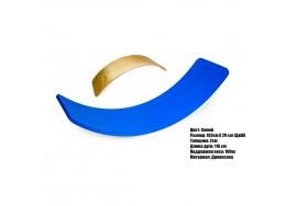 Рокерборд - дитяча спортивна дошка (Balance board) МВСП - синій