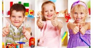 Дитячим садам, школам творчості і дитячим кафе!