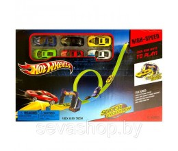 АВТОТРЕК HOT WHEELS HW-213
